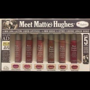 TheBalm liquid lipstick set